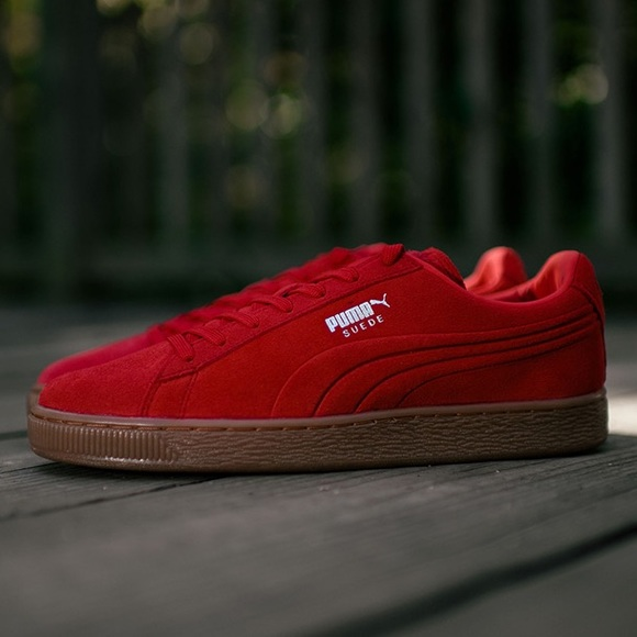 a9497d4495df22 adidas Other - Puma Suede Eco OrthoLite Sneakers